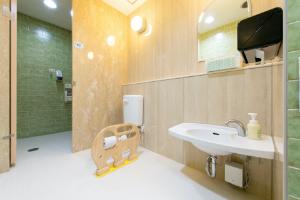 バンビーニの保育所専用トイレ