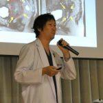 陽南中学校で「がん教室」を開催